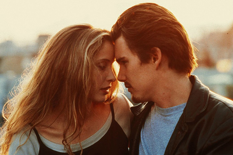 Что посмотреть ввыходные: фильмы окрасоте, времени инежелании взрослеть. «Перед рассветом» (1995)