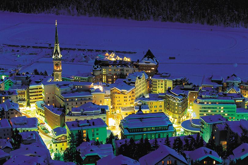 Куда поехать наНовый год: русские традиции вшвейцарском Санкт-Морице