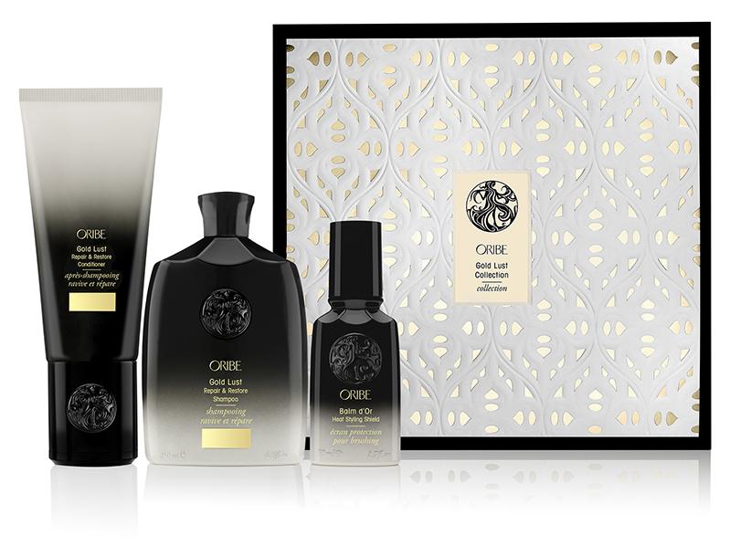 Beauty-наборы: выбор профессионалов. Oribe Gold Lust Collection