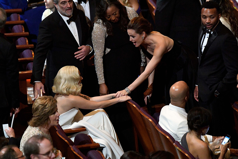 Oscars Special 2016: Дженнифер Гарнер, неиначе, признается влюбви Леди Гаге