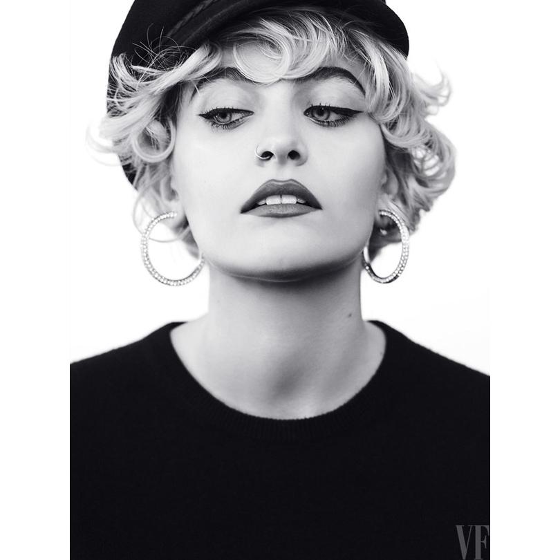 Posta Millennials: журнал Vanity Fair назвал Пэрис Джексон новой it-girl