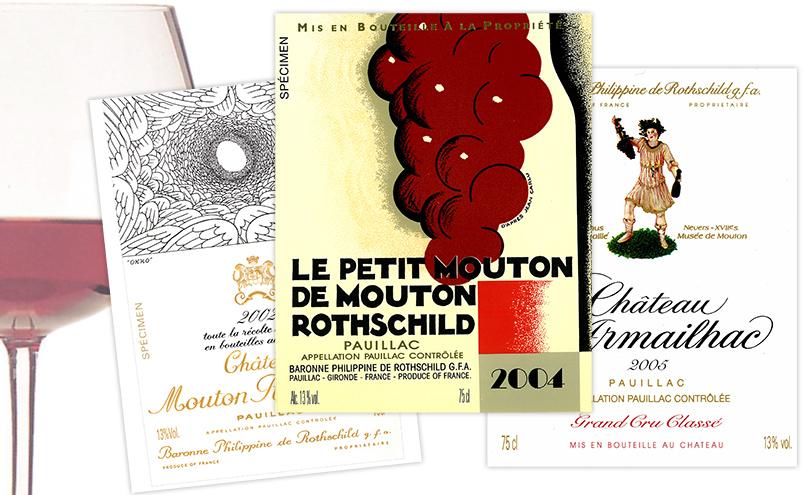 Идея дня. Санкт-Петербург: ужин с винами Baron Philippe De Rothschild в ресторане Probka на Добролюбова