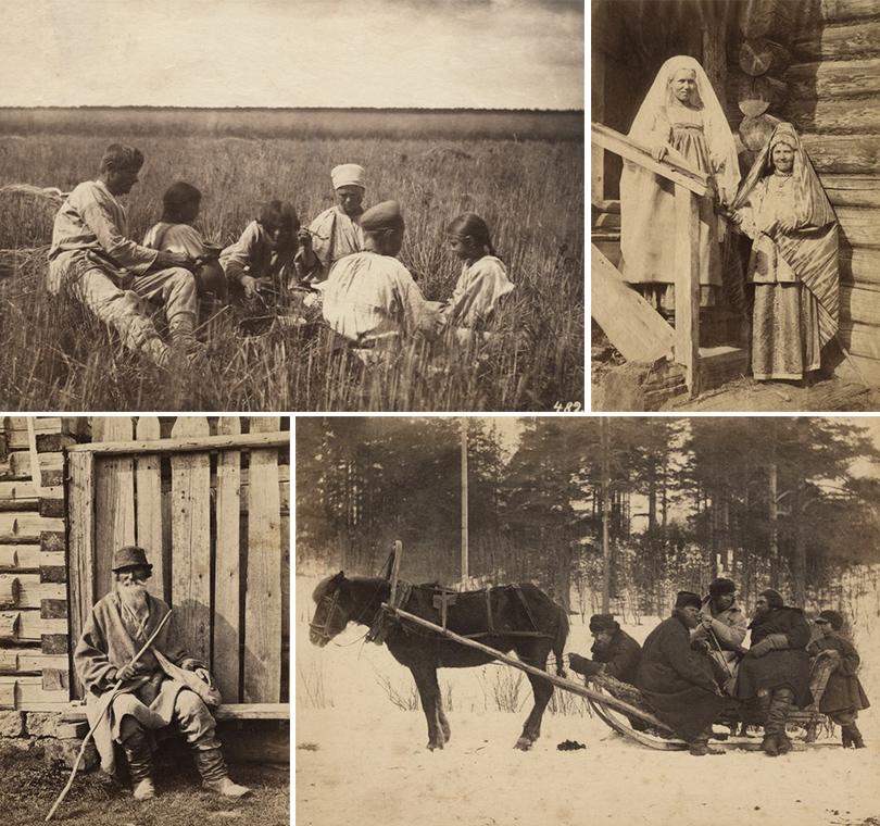 Уильям Карри: «Фотографии Российской империи 1860-х −1870-х годов»