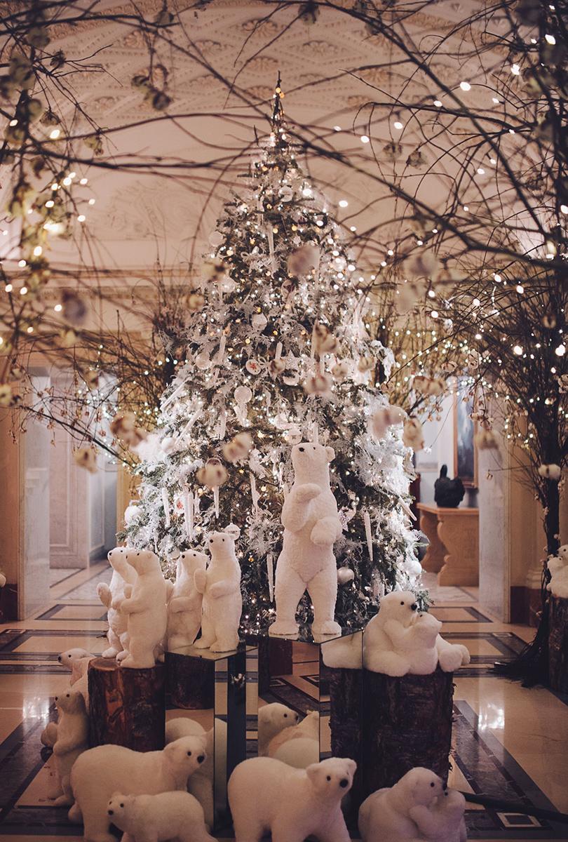 Новый год в Северной столице: Four Seasons Hotel Lion Palace St. Petersburg