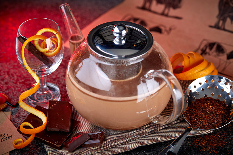 Идея дня: согревающие чаи в «Паб Ло Пикассо»