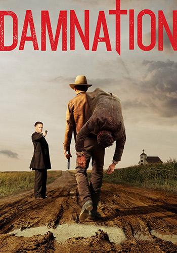 Полиамория, комедия будущего идрама Дикого Запада: новые сериалы ноября. «Проклятие» (Damnation)