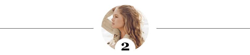 2. При окрашивании учитывайте естественный тон кожи