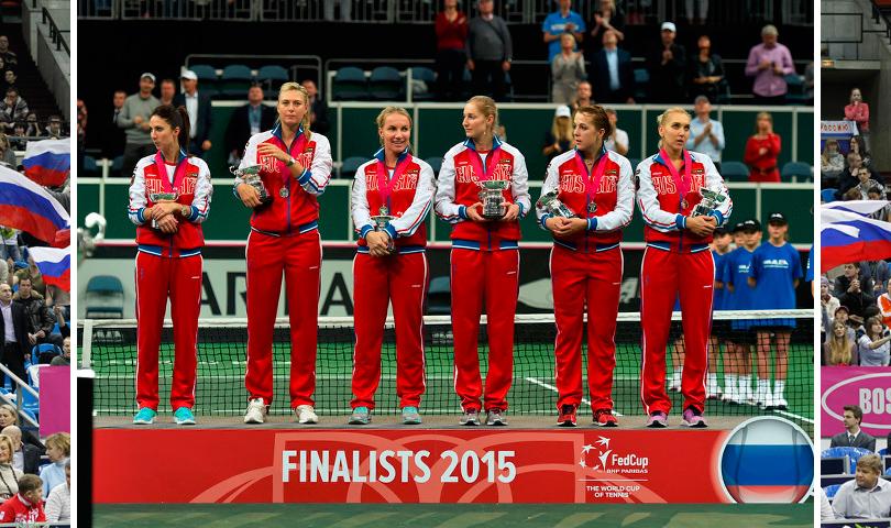 Sports & Lifestyle: розыгрыш билетов на матч ¼ финала «Кубка Федерации» Россия–Нидерланды