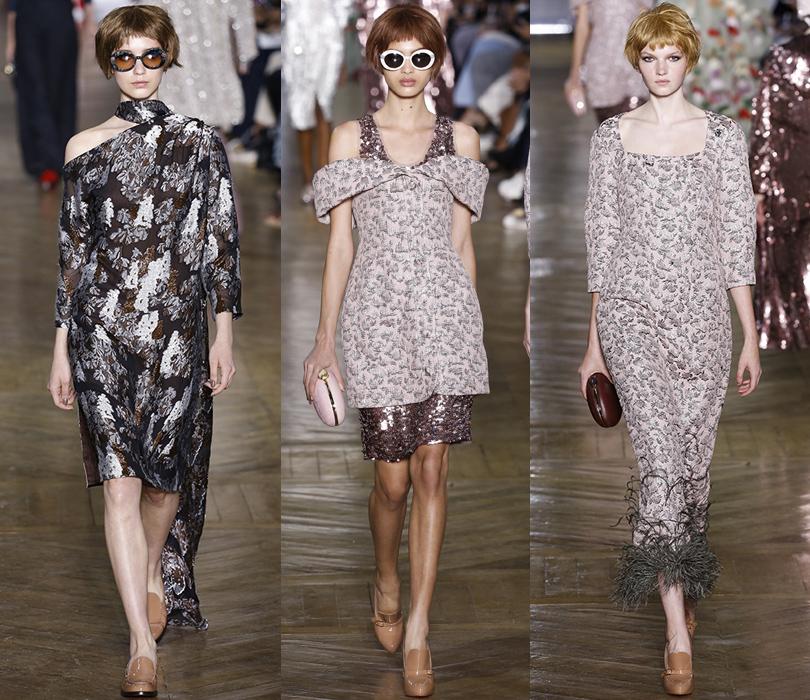 Style Notes: показ Ульяны Сергеенко в рамках Paris Haute Couture Week