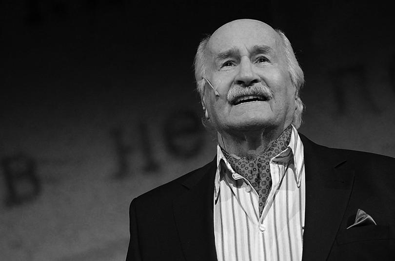 Блог редакции: умер актер Владимир Зельдин