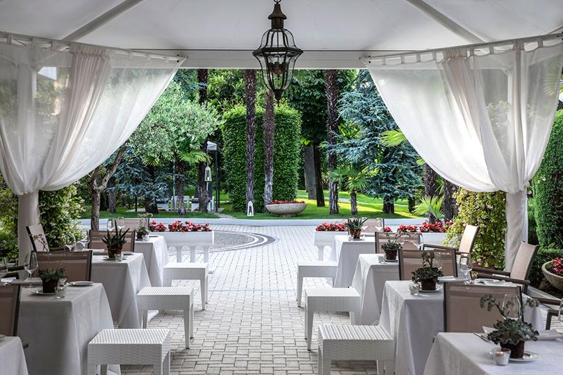 Идея намайские: отель Abano Grand Hotel натермальном курорте Абано-Терме