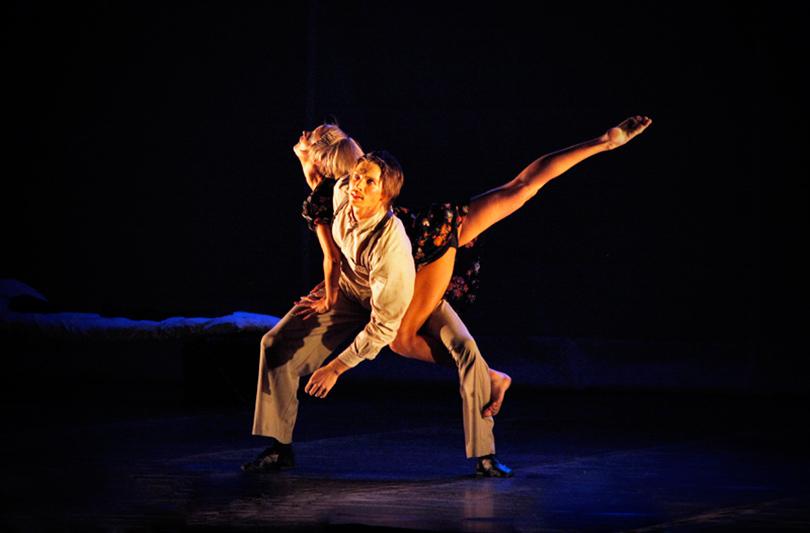 Любовные сцены в исполнении звезд Мариинки — на сцене Театра Эстрады