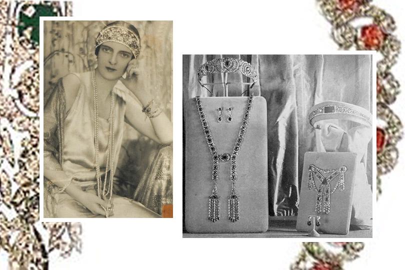 Красивая жизнь образца 1917года: люксовые марки наслужбе русской аристократии. Chaumet