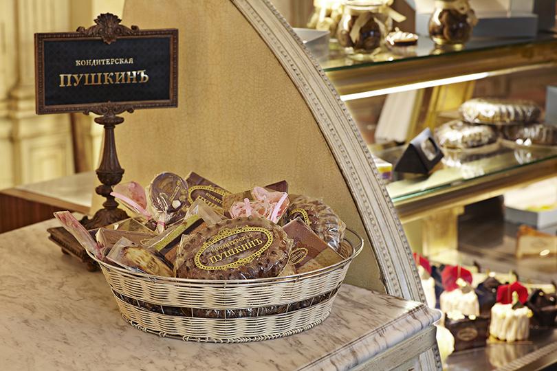 Праздники в московских ресторанах: «Кафе Пушкинъ»