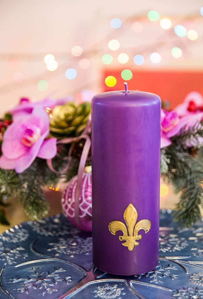Декоративные свечи — мечта об уюте: Officina Profumo Farmaceutica di Santa Maria Nobella