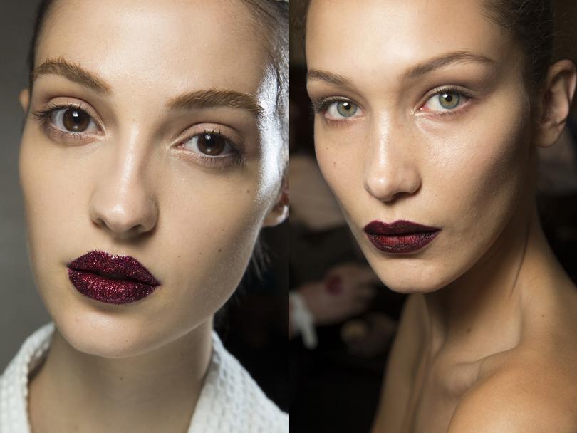 Уроки красоты с Евгенией Ленц: лучшие бьюти-образы Недели высокой моды в Париже
