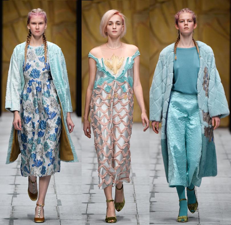 Style Notes: показ Alena Akhmadullina весна-лето 2017.