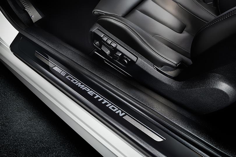 Специальная версия BMW M6 Competition Edition