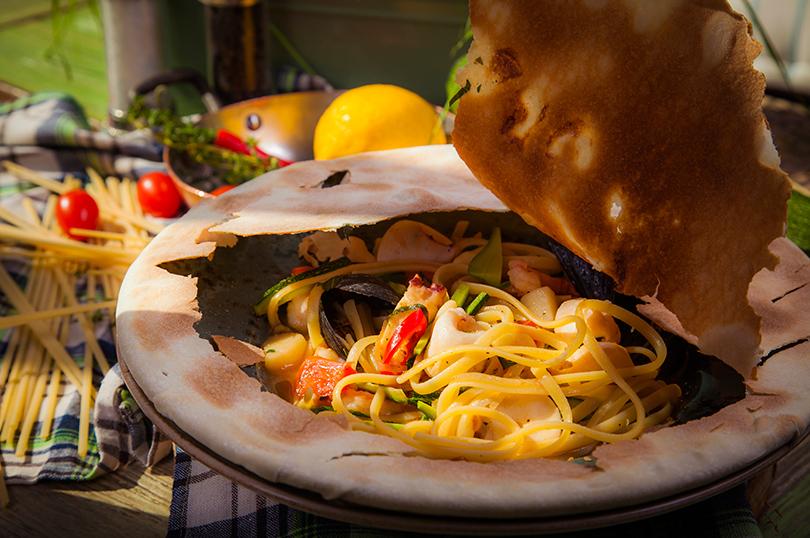 Let's Talk Food: ужин Golden Triangle на Московском гастрономическом фестивале