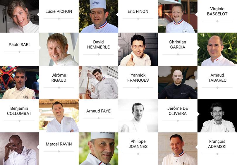 Свысоты птичьего полета: ресторанный проект Dinner inthe Sky вМонако
