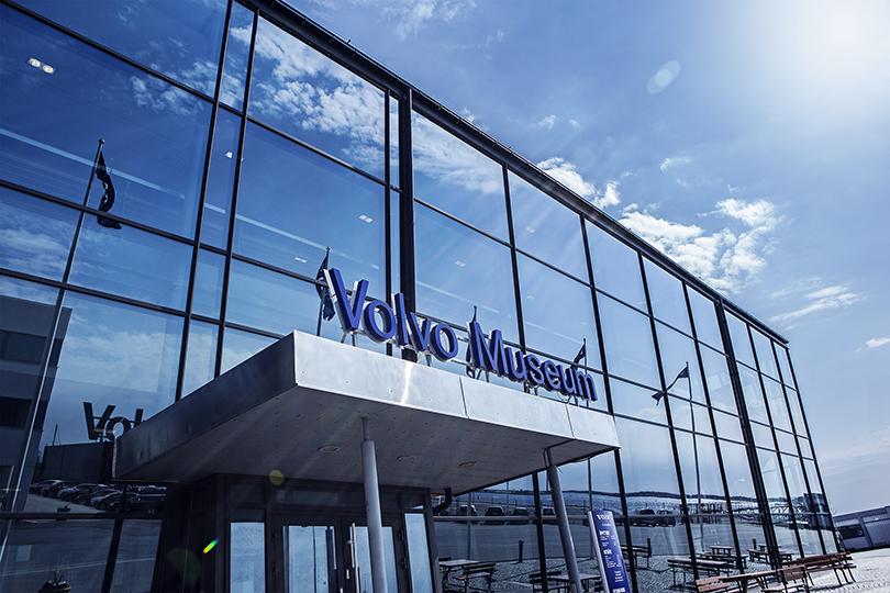 Идея на майские: 5 причин отправиться в Гетеборг. Музей Volvo