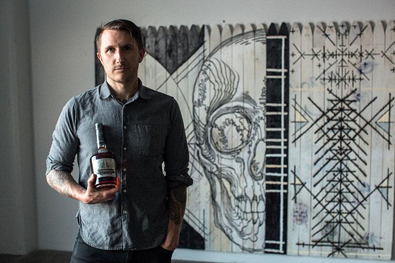 Идея дня: «татуировочная» Скотта Кэмпбелла в «Гараже»