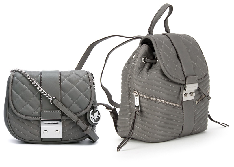 Элегантность 60-х и весенний шик в коллекции сумок Michael Kors