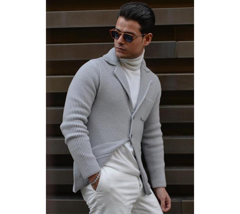 Men in Style: уличная мода на выставке Pitti Uomo. Блогер Франк Галлуччи