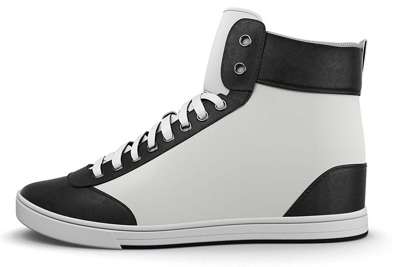 Shoes & Bags Blog: «умные» кроссовки — меняем дизайн обуви с помощью смартфона!
