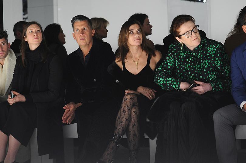 Карин Ройтфельд. Неделя Haute Couture — из Парижа из первых уст: показ Atelier Versace
