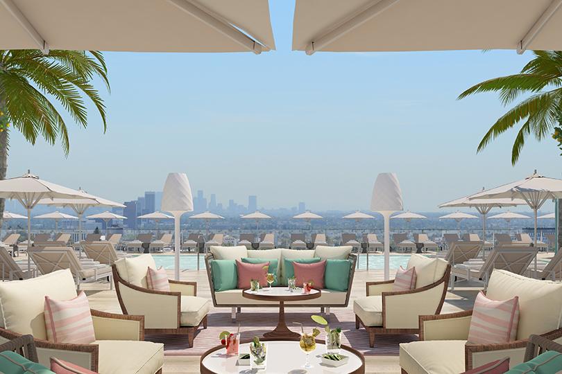 Адрес недели: 1июня открывает свои двери новый отель Waldorf Astoria Beverly Hills