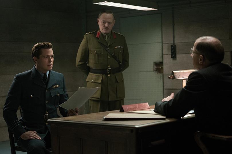 Кино науикенд: три причины посмотреть наБрэда Питта вновом фильме «Союзники»