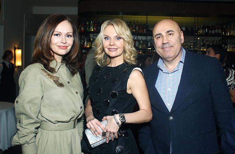 Эксклюзив: закрытый ужин Posta-Magazine и Anne Semonin в ресторане «Семифреддо».