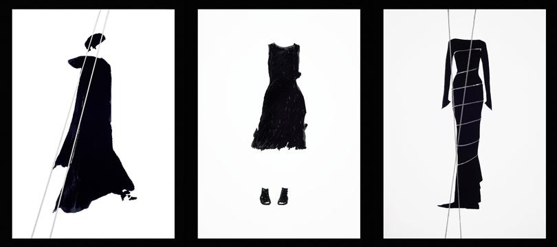 Выставка «Клод Паран. Рисуя моду»