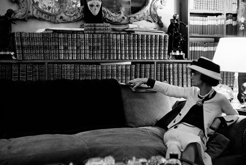 «Culture Chanel. Женщина, которая читает» в Венеции