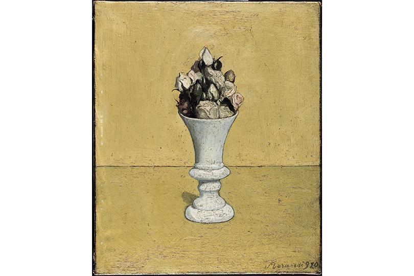 Джорджо Моранди. Цветы.1918