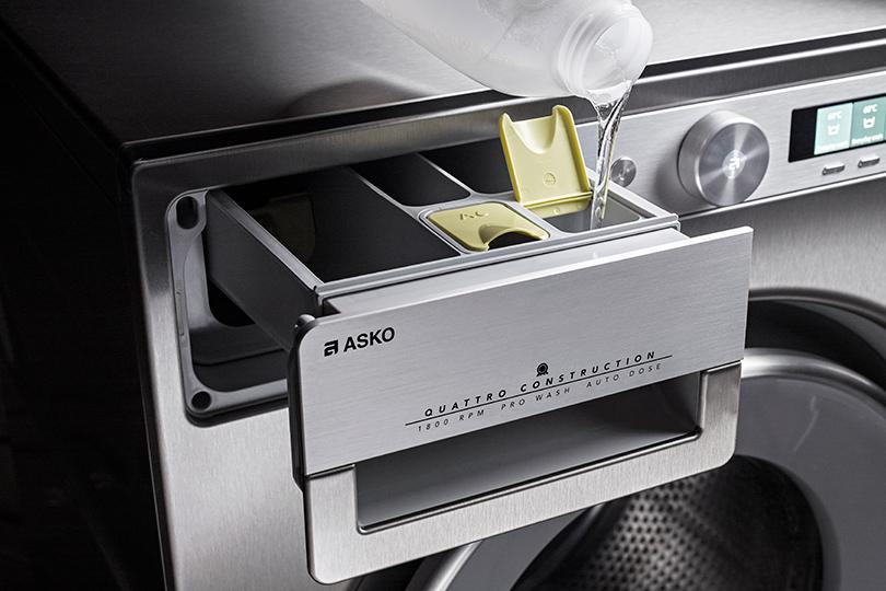 Стираем границы: домашняя прачечная Asko Pro Home Laundry