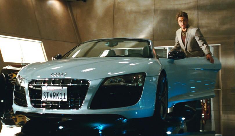 Автомобили для супергероев идругие подвиги отдела маркетинга. «Железный человек3»