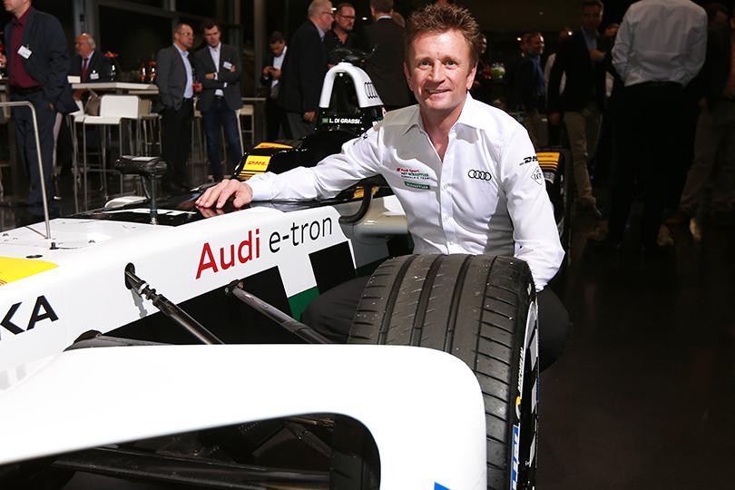 Сила тока: Audi представила свой первый гоночный автомобиль наэлектрической тяге. Аллан Макниш