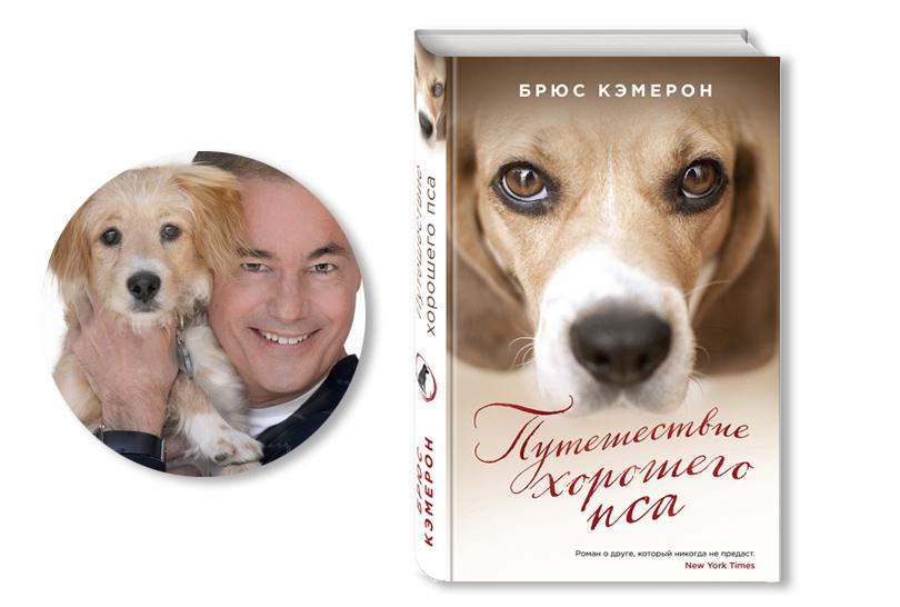 Брюс Кэмерон «Путешествие хорошего пса»