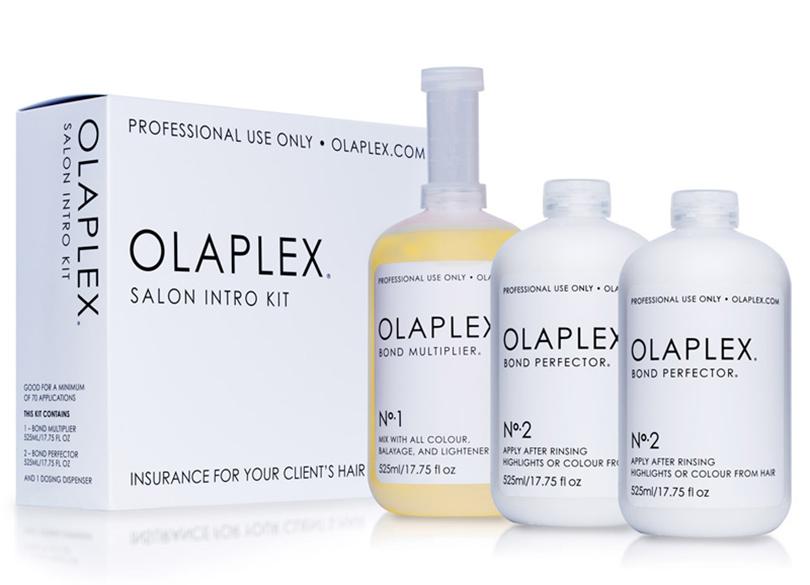 Мы узнали про Olaplex