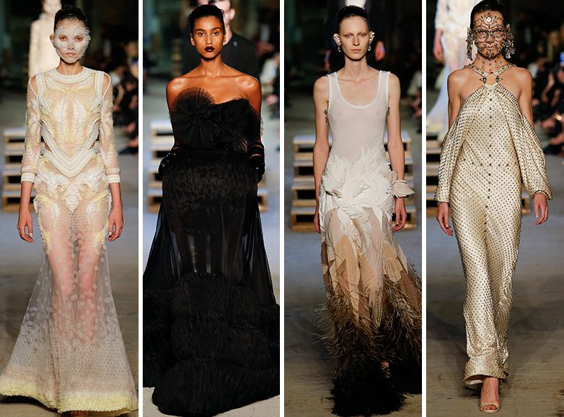 Показ Givenchy вНью-Йорке