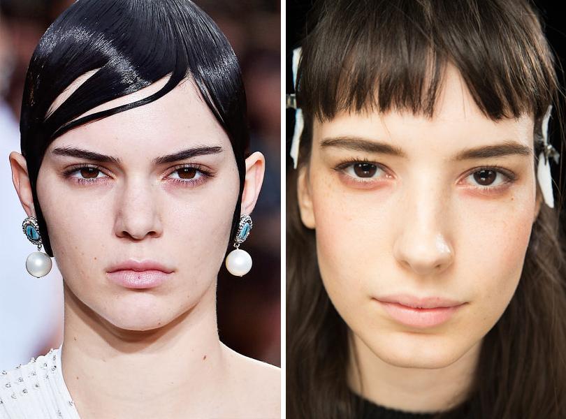12лайфхаков для создания модных бровей. Givenchy. Narciso Rodriguez