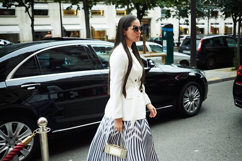 ЯвChristian Dior Total Look, склатчем изпитона— коллекция Red Carpet Rubeus Milano