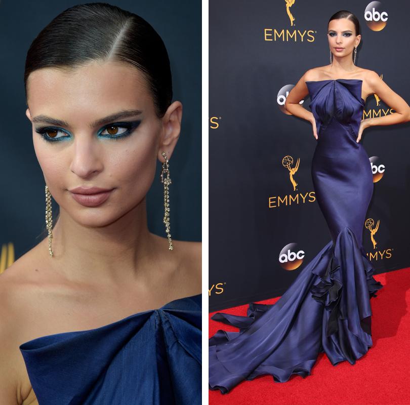 Star Look: лучшие звездные образы премии «Эмми-2016». Эмили Ратаковски