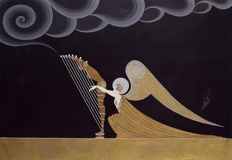 Art & More: гений ар-деко Эрте в «Эрмитаже»