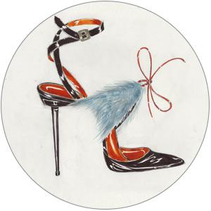 Маноло Бланик. Обувь как искусство. Эрмитаж, Санкт-Петербург