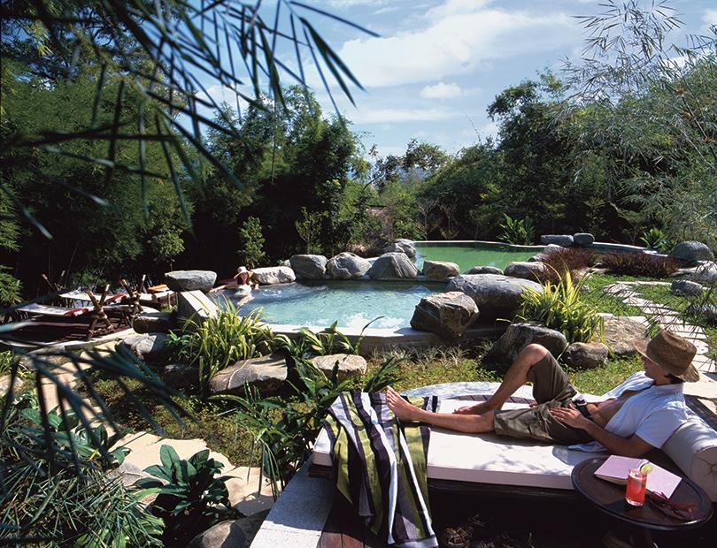 Идея на каникулы: летнее предложение от Four Seasons Tented Camp Golden Triangle