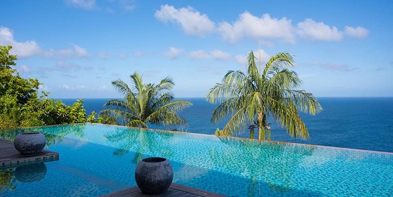 Summer Time: резиденция с шестью спальнями в Four Seasons Resort Seychelles