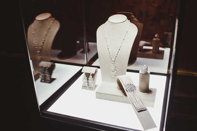 Новая коллекция британского ювелирного бренда Garrard